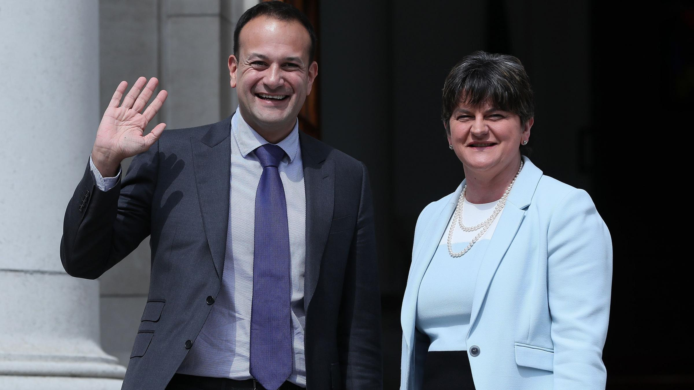 Arlene Foster's DUP leadership could scupper powersharing talks, Sinn Fein warns